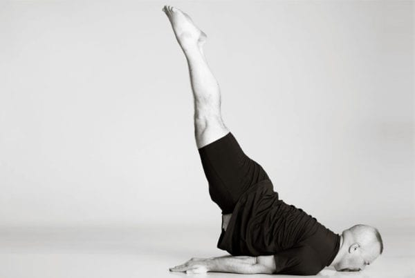 bikram hot yoga Asheville locust pose