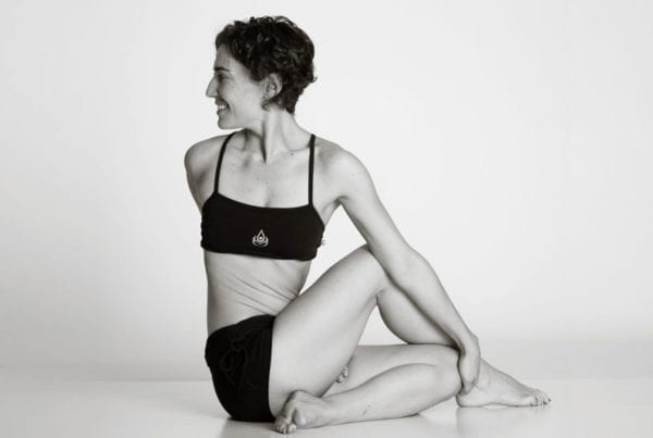 bikram hot yoga Asheville spine twist adi westerman